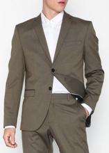 Selected Homme Slhslim-Mylologan Lt Brown Blazer B Kavajer & kostymer Brun