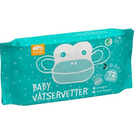Babyvåtservetter