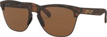 Oakley Frogskins Lite Glasögon Matte Brown Tortoise/Prizm Tungsten