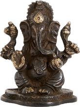 Ganesh S 7 cm Svart