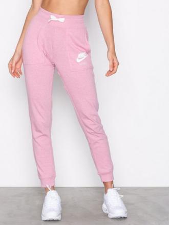 Bukser - Rosa Nike NSW Gym Vintage Pant