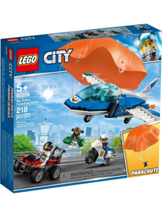 City 60208 Air police Parachute arrest - Proshop