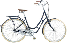 "Viva Bikes Juliett Entry Dam dark blue 47cm (28"") 2019 Damcyklar"