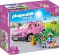 Playmobil City Life 9404 - Familiebil Med Parkeringsbås - Gucca