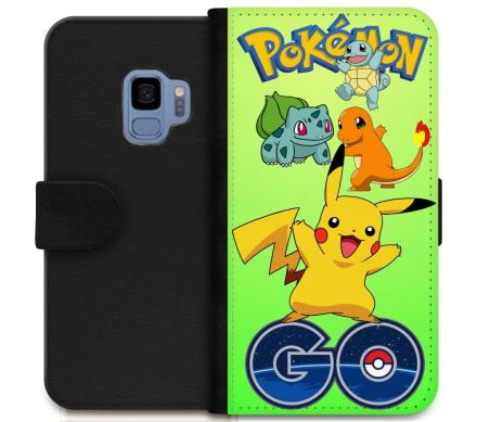 Samsung Galaxy S9 Plånboksfodral Pokemon Go - CDON.COM