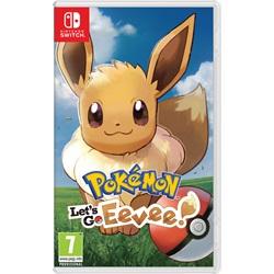 Nintendo Switch Pokemon: Lets Go, Eevee! - wupti.com