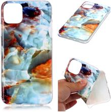 Marble iPhone 11 Pro Max deksel - Fargerik skymarmor=