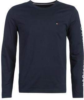 Tommy Hilfiger Långärmade T-shirts TOMMY LOGO LONG SLEEVE TEE Tommy Hilfiger