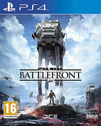 PlayStation 4 Star Wars Battlefront (PS4) - Fruugo