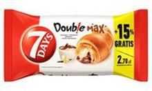7 Days - Double Max rogalik z nadzieniem kakaowym i wanilio...