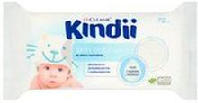 Cleanic - Chusteczki dla dzieci Kindii 72 szt. Skin Balance