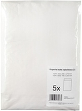 Europaper International - Koperty bąbelkowe, rozmiar C5 5szt.