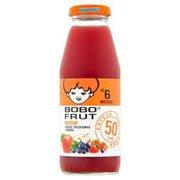 Bobo Frut - Nektar jabłko i truskawka