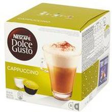 Nescafe - Kawa Dolce Gusto Cappucino palona, mielona