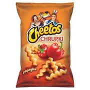 Cheetos - Papryka chrupki kukurydziane o smaku papryki