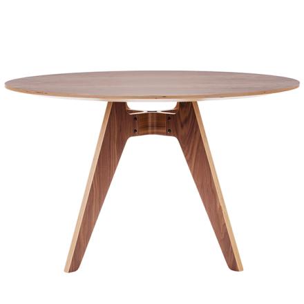 Poiat Lavitta ruokapöytä, pyöreä, 120 cm