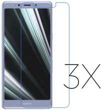 Ultra Clear LCD Screen Protector for Sony Xperia L3 - 3-Pack