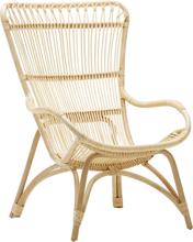 Sika-Design Monet nojatuoli, luonnonvärinen