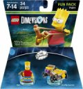 Lego Dimensions - Bart Simpson Fun Pack - Gucca
