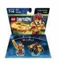 Lego Dimensions - Laval Fun Pack - Gucca