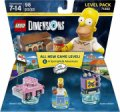 Lego Dimensions - The Simpsons Level Pack - Gucca