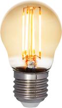 Airam LED Decor Amber koristelamppu 2W E27 250lm