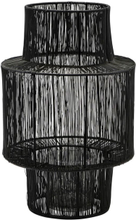 House Doctor - Tabia lanterne i sort - 35 cm