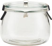 Use glasburk med lock 500 ml