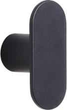 Hübsch sort knage - 7 cm