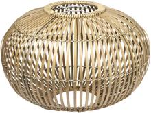 Broste Copenhagen Zep lampeskærm i bambus - Ø38 cm