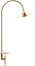 House Doctor Glow bordlampe i messing - 78,7 cm