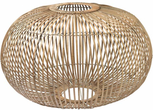 Broste Copenhagen Zep lampeskærm i bambus - Ø68 cm