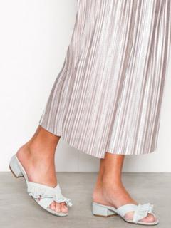 Bianco Slip In Sandal Tofflor Mint