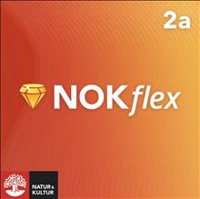 NOKflex Matematik 5000 Kurs 2a Röd & Gul
