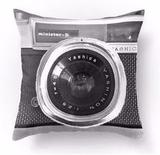 Kudde Kamera fotograf pillow vintage camera prydna