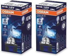 OSRAM H15 2-pkkaus Cool Blue Intense