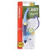 Stabilo - Pióro Easy Start niebieskie dla leworęcznych