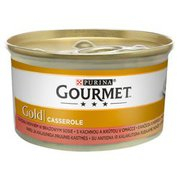 Gourmet - Karma dla kota z kaczką