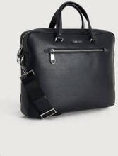 Calvin Klein Datorväska Minimalism Slim Laptop Svart