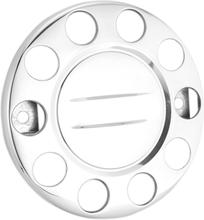 Hjulmutterskyddskåpa täckt Rostfri 22,5´