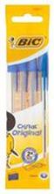 Bic - Cristal długopis niebieski 4 szt.