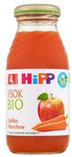 HiPP - Sok jabłkowo-marchwiowy