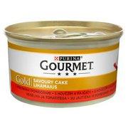 Gourmet - Karma dla kota z wołowiną i pomidorami