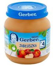 Gerber - Deser jabłka