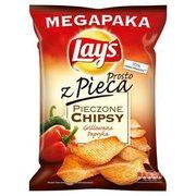Lays - z Pieca Pieczone chipsy ziemniaczane o smaku grill...papryki 200g