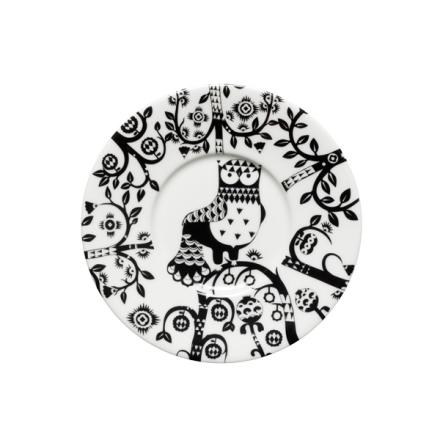 Iittala Taika lautanen 15 cm, musta