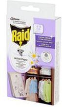 Raid - Aktywne papierowe zawieszki na mole