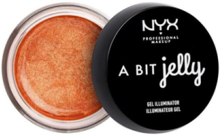 NYX Professional Makeup A Bit Jelly Gel Illuminator Bronze
