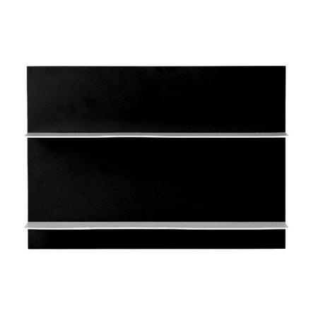 Design Letters Black Paper A3 hylly