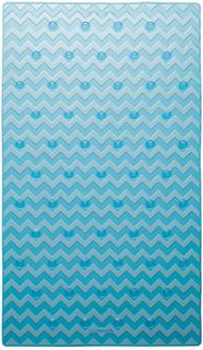 Sealskin Sikkerhetsmatte bad Leisure 40x70 cm blå 315244624